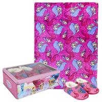 SET CAJA METÁLICA SHIMMER AND SHINE
