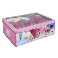 SET CAJA METÁLICA SHIMMER AND SHINE 1
