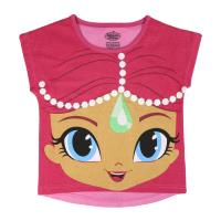 PIJAMA CORTO ALGODÓN SINGLE JERSEY SHIMMER AND SHINE 1