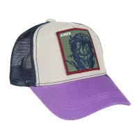 CASQUETTE BASEBALL BATMAN JOKER