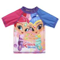 SWIM SHIRT SHIMMER AND SHINE