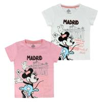 T-SHIRT MANGA CURTA SINGLE JERSEY MINNIE