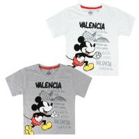 T-SHIRT MANGA CURTA MICKEY