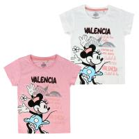 CAMISETA MANGA CORTA MINNIE