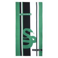 SERVIETTE DE PLAGE POLYESTER HARRY POTTER SLYTHERIN