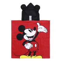 PONCHO COTTON APPLICATIONS MICKEY