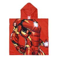 PONCHO COTTON AVENGERS IRON MAN