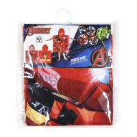 PONCHO COTTON AVENGERS IRON MAN 1