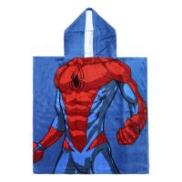 PONCHO COTTON SPIDERMAN