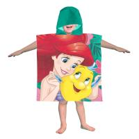 PONCHO COTTON PRINCESS LA SIRENITA 1