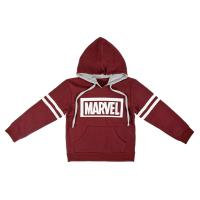 HOODIE BRUSH FLEECE MARVEL