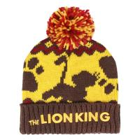 GORRO POMPON LION KING