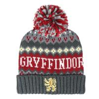BONNET POMPON HARRY POTTER GRYFFINDOR