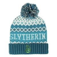 BONNET POMPON HARRY POTTER SLYTHERIN