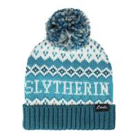 GORRO POMPON HARRY POTTER SLYTHERIN 1