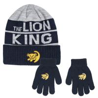 SET 2 PEZZI LION KING