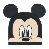 BONNET AVEC DES APPLICATIONS MICKEY