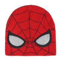 BONNET AVEC DES APPLICATIONS SPIDERMAN