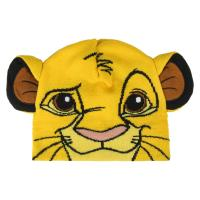 HAT WITH APPLICATIONS LION KING