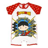 BARBOTEUSE SINGLE JERSEY SUPERMAN