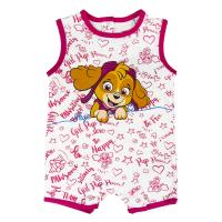 BABY GROW SINGLE JERSEY PAW PATROL