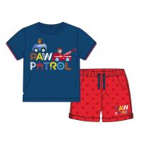 2 SET PIECES SINGLE JERSEY PAW PATROL