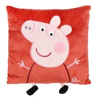 CUSHION CON APLICACIONES PEPPA PIG