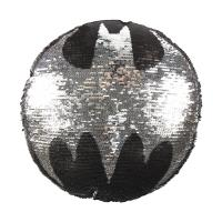 CUSCINO LUSTRINI/PAILLETTES BATMAN 1