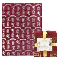 COUVERTURE DE FLANELLE HARRY POTTER GRYFFINDOR