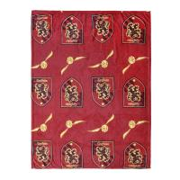 FLANNEL BLANKET HARRY POTTER GRYFFINDOR
