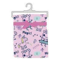 FLANNEL BLANKET PEPPA PIG 1
