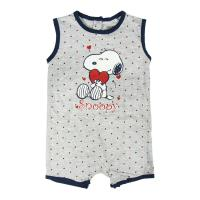 BABY GROW SINGLE JERSEY SNOOPY