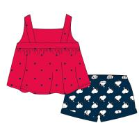 CONJUNTO 2 PIEZAS SINGLE JERSEY SNOOPY 1