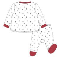 POLAINA VELOUR SNOOPY 1
