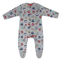 BABYGROW INTERLOCK JUSTICE LEAGUE