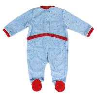 BABYGROW VELOUR JUSTICE LEAGUE 1