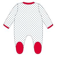 BARBOTEUSE VELOUR SNOOPY 1