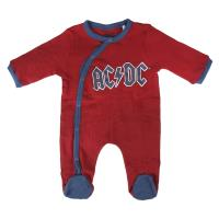 BABYGROW INTERLOCK MUSIC ACDC