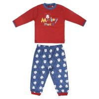 PIJAMA LARGO INTERLOCK MICKEY