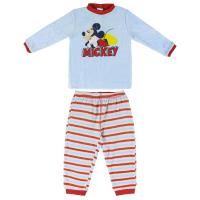 PYJAMA LONG VELOUR COTTON MICKEY