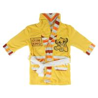 DRESSING GOWN CORAL FLEECE LION KING