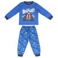 PIJAMA LARGO INTERLOCK TOP WING