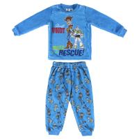 PIJAMA LONGO CORAL FLEECE TOY STORY