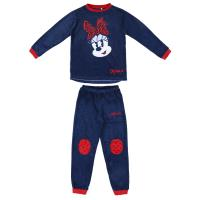 PIJAMA LARGO VELOUR POLY MINNIE
