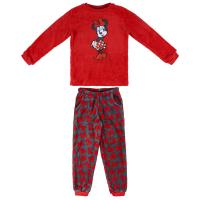 PIJAMA LARGO CORAL FLEECE MINNIE