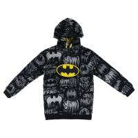 SWEAT-SHIRT AVEC CAPUCHE CORAL FLEECE BATMAN