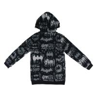 SUDADERA CON CAPUCHA CORAL FLEECE BATMAN 1