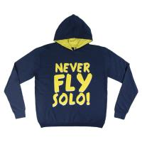 SWEATSHIRT BRUSH FLEECE STAR WARS