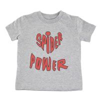 T-SHIRT MANCHES COURTES SINGLE JERSEY SPIDERMAN