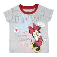 T-SHIRT MANCHES COURTES SINGLE JERSEY MINNIE 1